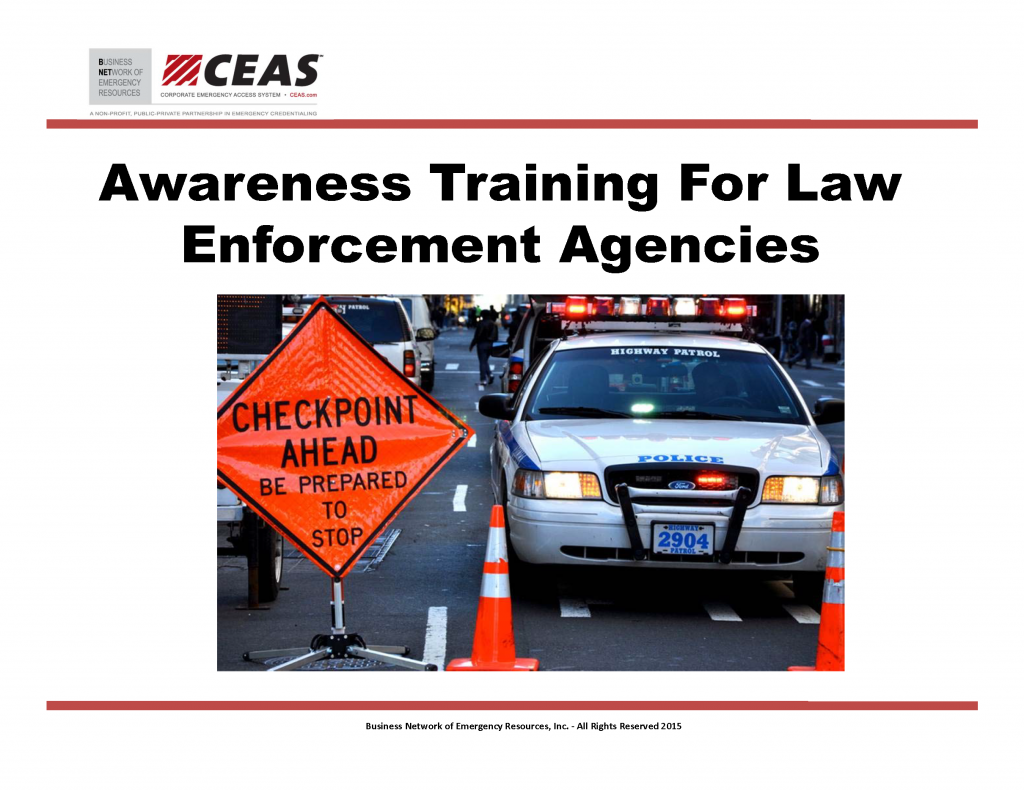 PD In Service Training Cover Image