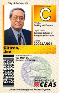 City of Buffalo, NY - Standard Card - C 2