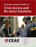 CEAS Crisis Access and Re-entry Solutions Brochure Cover